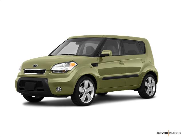 2010 Kia Soul Vehicle Photo in Salem, VA 24153