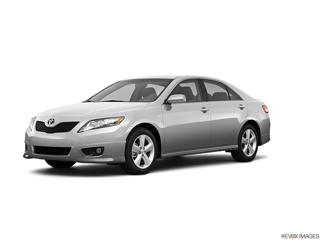 2010 Toyota Camry Vehicle Photo in Akron, OH 44303