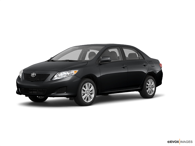 2010 Toyota Corolla Vehicle Photo in Gaffney, SC 29341