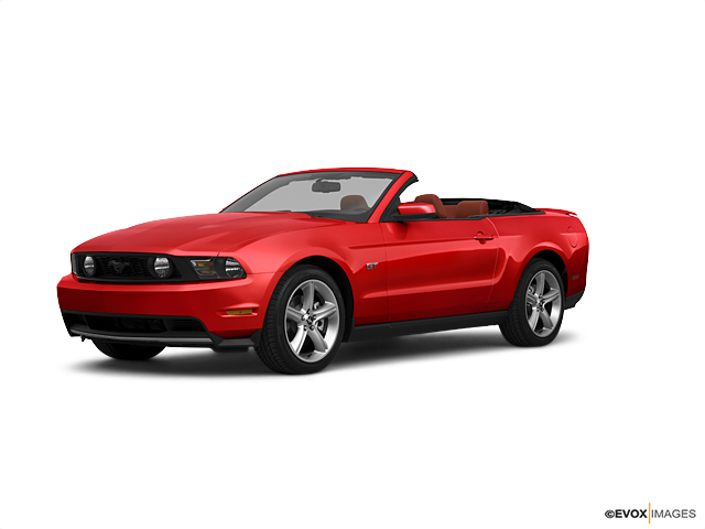 2010 Ford Mustang Vehicle Photo in Beaufort, SC 29906