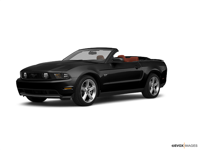 2010 Ford Mustang Vehicle Photo in Colorado Springs, CO 80905
