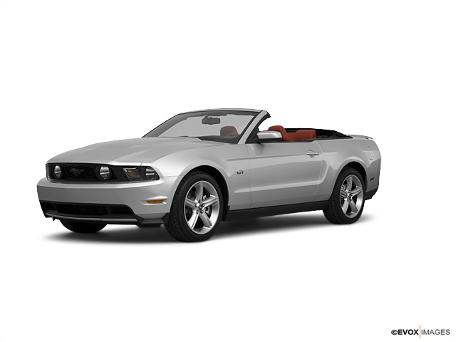 2010 Ford Mustang Vehicle Photo in Richmond, VA 23231