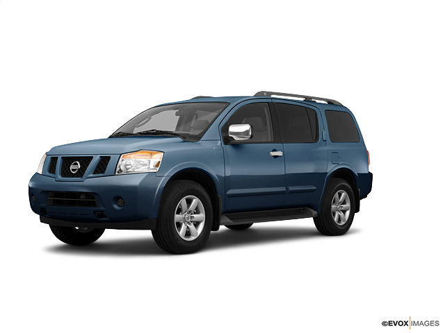 2010 Nissan Armada Vehicle Photo in Crosby, TX 77532