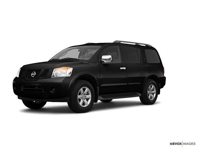 2010 Nissan Armada Vehicle Photo in Trevose, PA 19053-4984