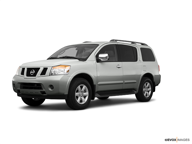2010 Nissan Armada Vehicle Photo in Harvey, LA 70058