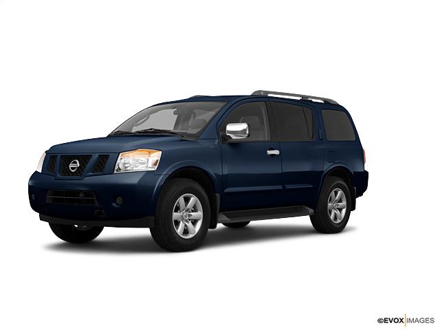 2010 Nissan Armada Vehicle Photo in Willow Grove, PA 19090