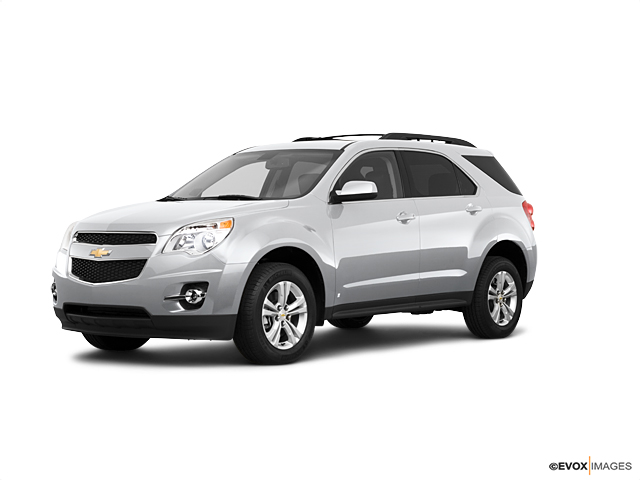 2010 Chevrolet Equinox Vehicle Photo in San Angelo, TX 76901