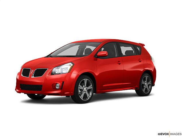 2010 Pontiac Vibe Vehicle Photo in Triadelphia, WV 26059