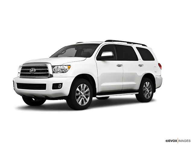 2010 Toyota Sequoia Vehicle Photo in Austin, TX 78759