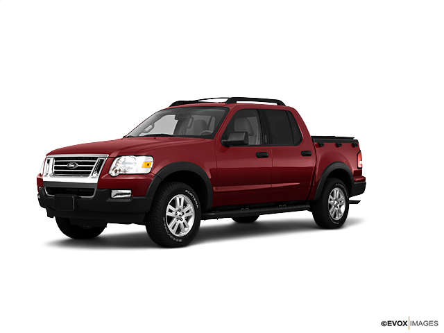 2010 Ford Explorer Sport Trac Vehicle Photo in Evanston, WY 82930
