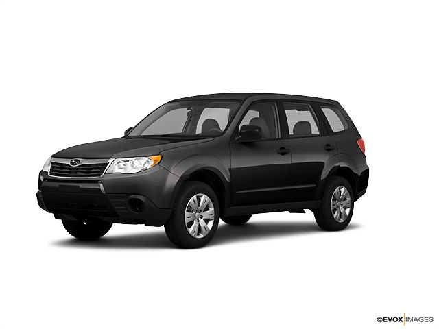 2010 Subaru Forester Vehicle Photo in Elyria, OH 44035