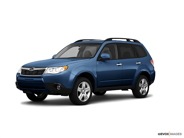 2010 Subaru Forester Vehicle Photo in Atlanta, GA 30350