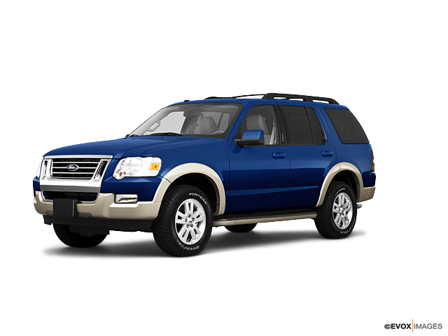 2010 Ford Explorer Vehicle Photo in Killeen, TX 76541