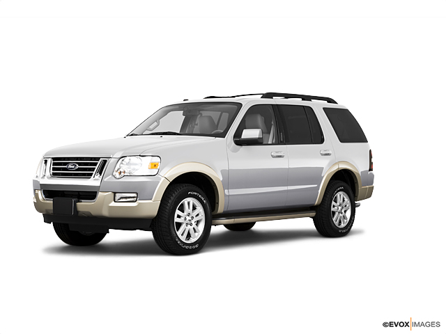 2010 Ford Explorer Vehicle Photo in Richmond, VA 23231