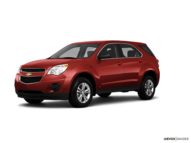 2010 Chevrolet Equinox Vehicle Photo in Medina, OH 44256