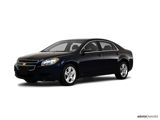 2010 Chevrolet Malibu Vehicle Photo in Reese, MI 48757
