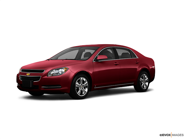 2010 Chevrolet Malibu Vehicle Photo in Mission, TX 78572
