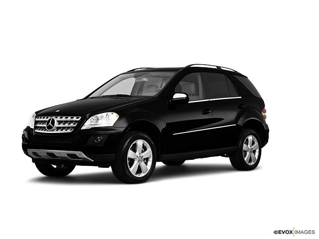 2010 Mercedes-Benz M-Class Vehicle Photo in Midlothian, VA 23235