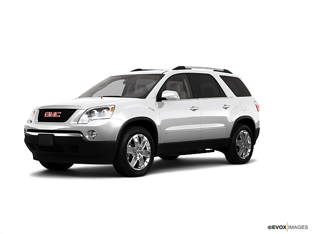 2010 GMC Acadia Vehicle Photo in Spokane, WA 99207
