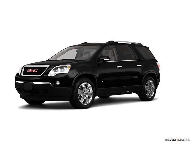2010 GMC Acadia Vehicle Photo in Fishers, IN 46038