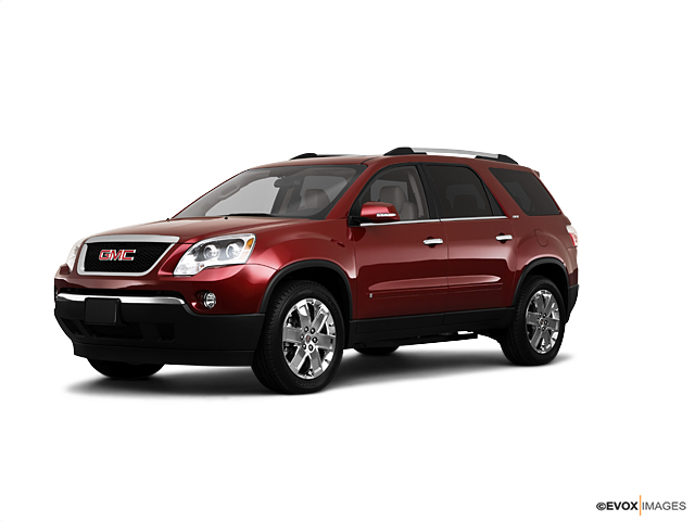 2010 GMC Acadia Vehicle Photo in San Angelo, TX 76903