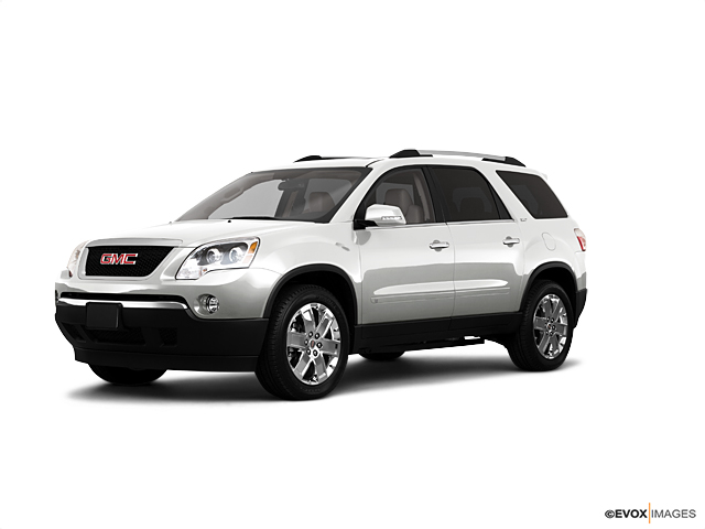 2010 GMC Acadia Vehicle Photo in Lake Bluff, IL 60044