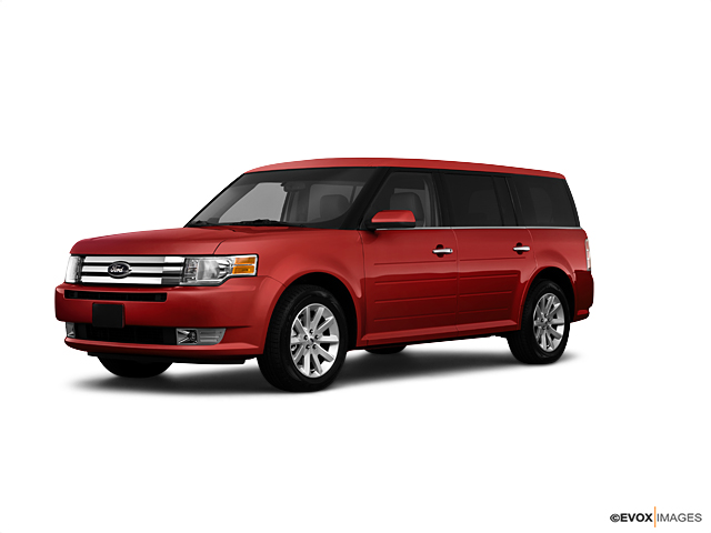 2010 Ford Flex Vehicle Photo in Moon Township, PA 15108