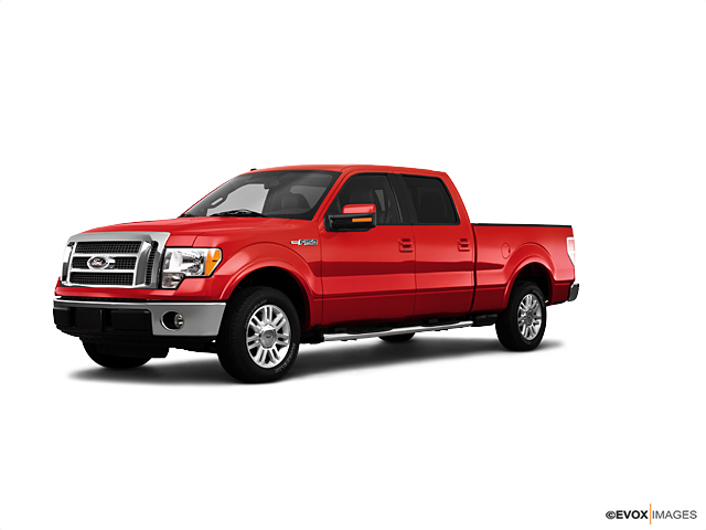 2010 Ford F-150 Vehicle Photo in Worthington, MN 56187