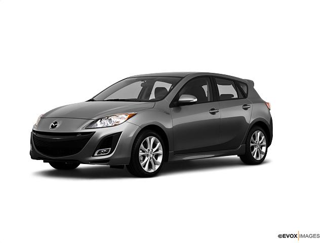 2010 Mazda Mazda3 Vehicle Photo in Cary, NC 27511