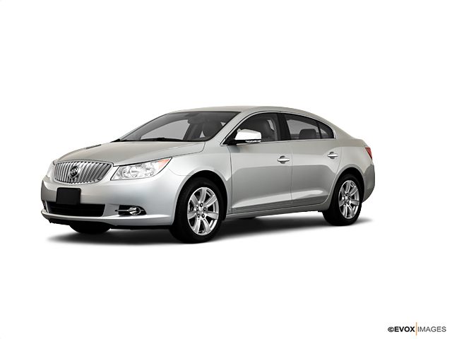 2010 Buick LaCrosse Vehicle Photo in Gardner, MA 01440