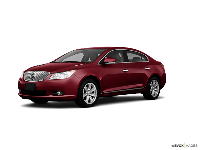 2010 Buick LaCrosse Vehicle Photo in Libertyville, IL 60048