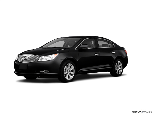 2010 Buick LaCrosse Vehicle Photo in Austin, TX 78759