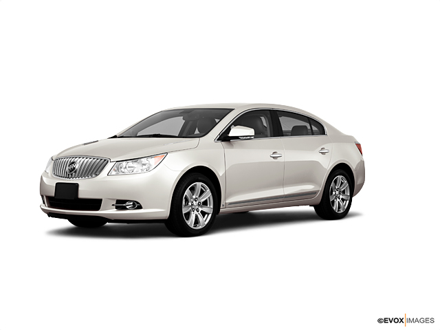 2010 Buick LaCrosse Vehicle Photo in Raleigh, NC 27609