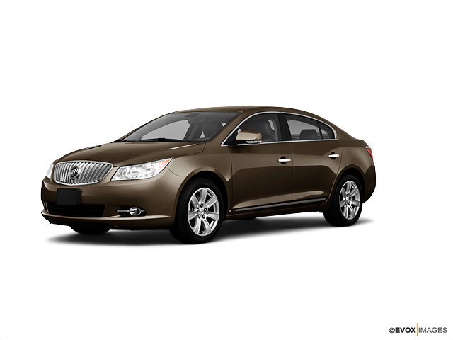 2010 Buick LaCrosse Vehicle Photo in Midland, TX 79703