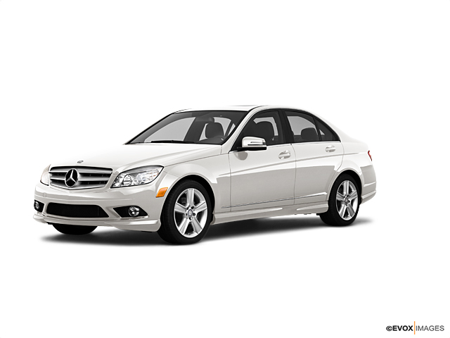 2010 Mercedes-Benz C-Class Vehicle Photo in HOUSTON, TX 77002