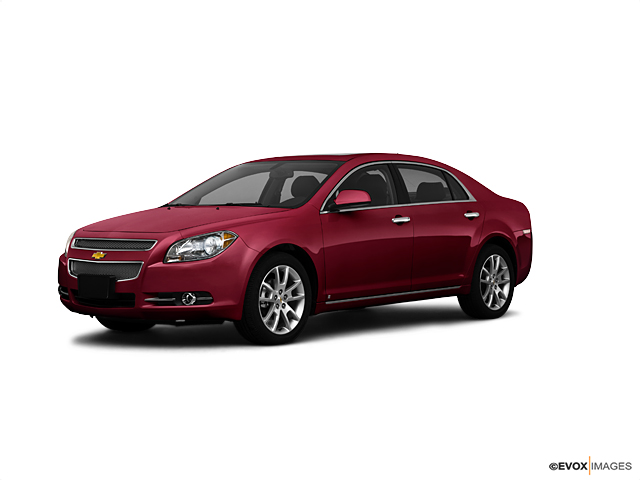 2010 Chevrolet Malibu Vehicle Photo in Joliet, IL 60435
