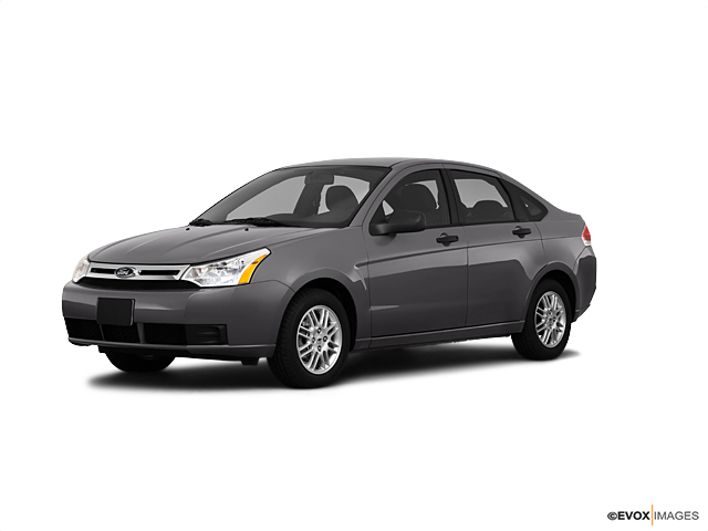 2010 Ford Focus Vehicle Photo in Trevose, PA 19053-4984