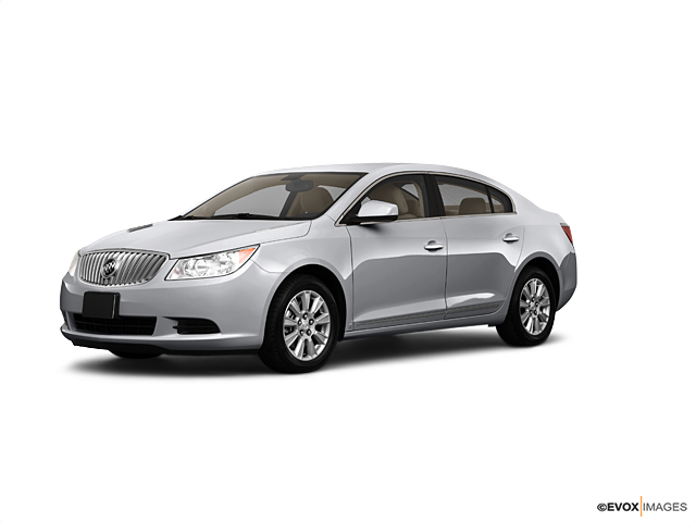 2010 Buick LaCrosse Vehicle Photo in Mission, TX 78572