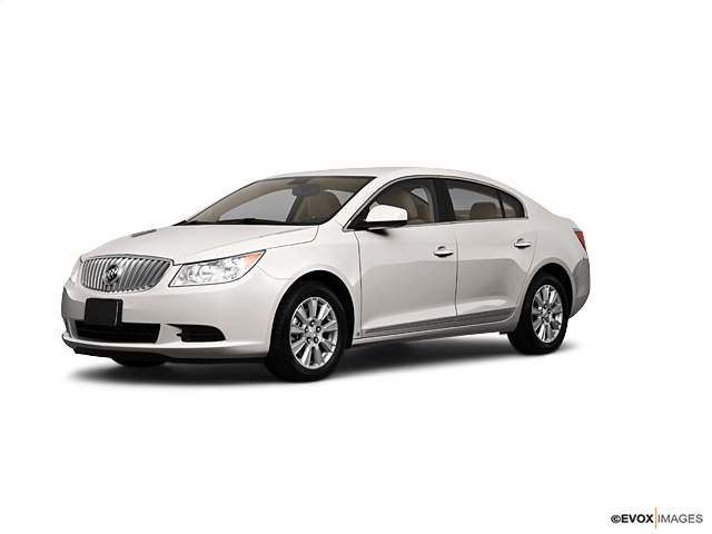 2010 Buick LaCrosse Vehicle Photo in Rockwall, TX 75087