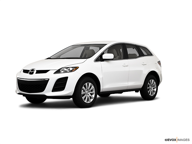 Check Out This Crystal White Pearl Mica Mazda CX-7 In Avenel Near ...