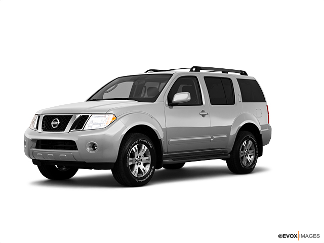 2010 Nissan Pathfinder Vehicle Photo in Columbia, TN 38401