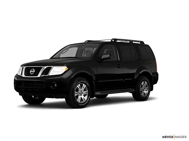 2010 Nissan Pathfinder Vehicle Photo in Gardner, MA 01440