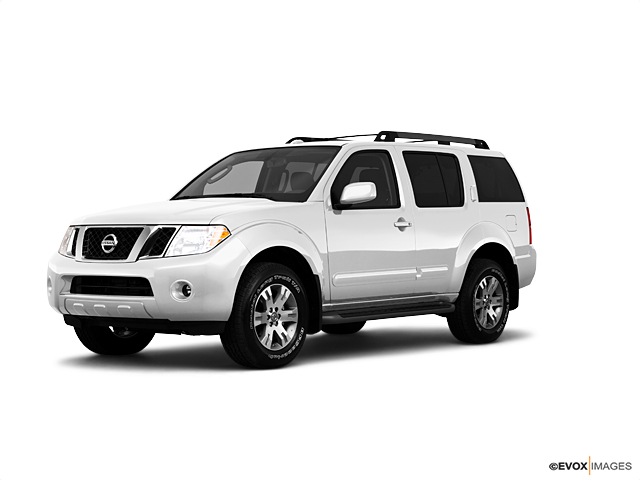 2010 Nissan Pathfinder Vehicle Photo in Joliet, IL 60435