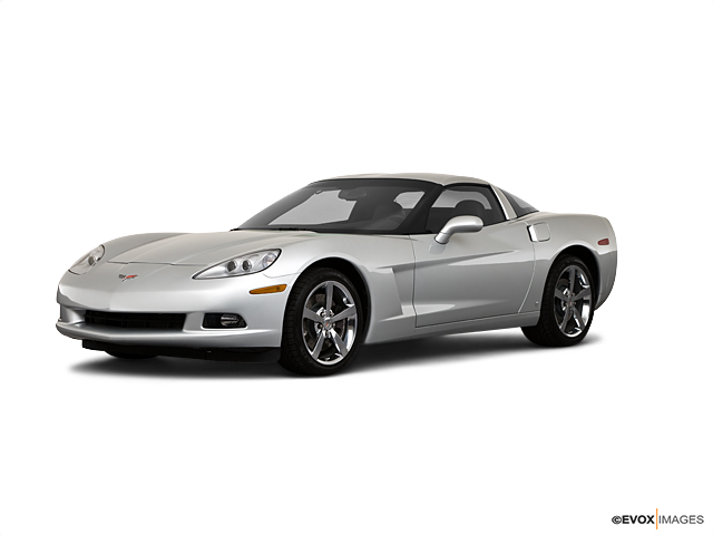 2010 Chevrolet Corvette Vehicle Photo in Knoxville, TN 37912