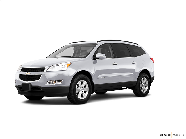 2010 Chevrolet Traverse Vehicle Photo in Maplewood, MN 55119
