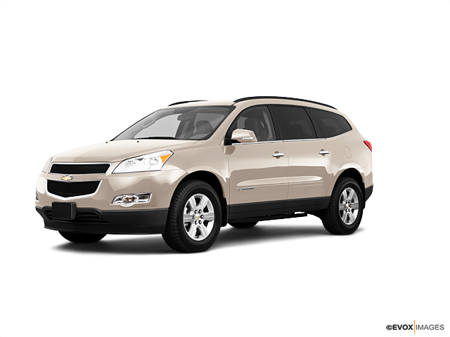 2010 Chevrolet Traverse Vehicle Photo in American Fork, UT 84003
