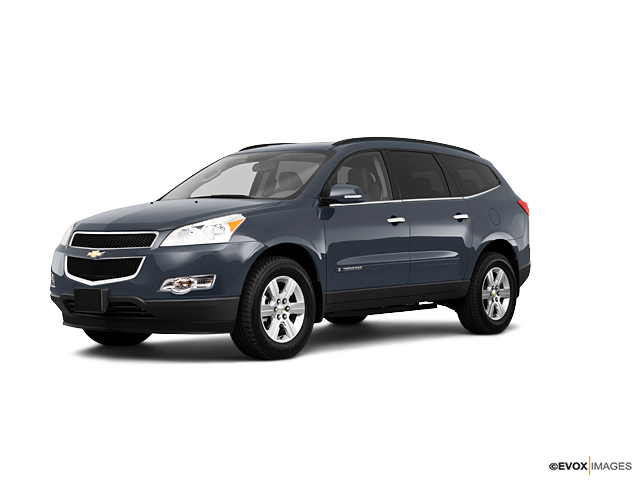 2010 Chevrolet Traverse Vehicle Photo in Colorado Springs, CO 80905