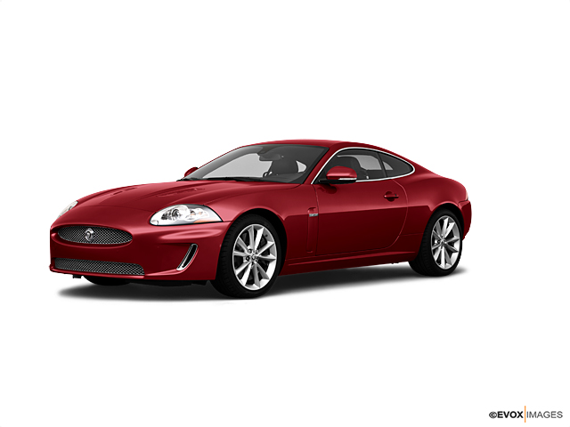 2010 Jaguar XK Vehicle Photo in Houston, TX 77546