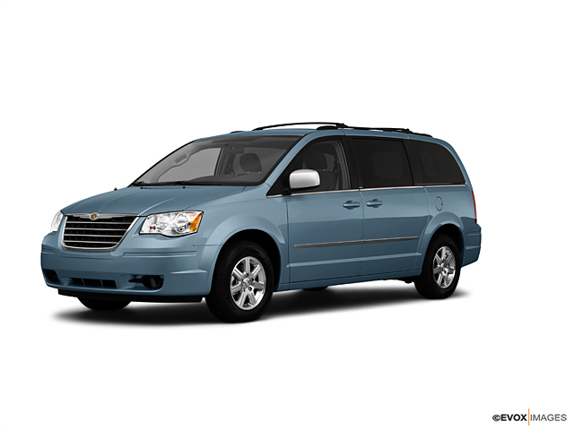 2010 Chrysler Town & Country Vehicle Photo in Richmond, VA 23231