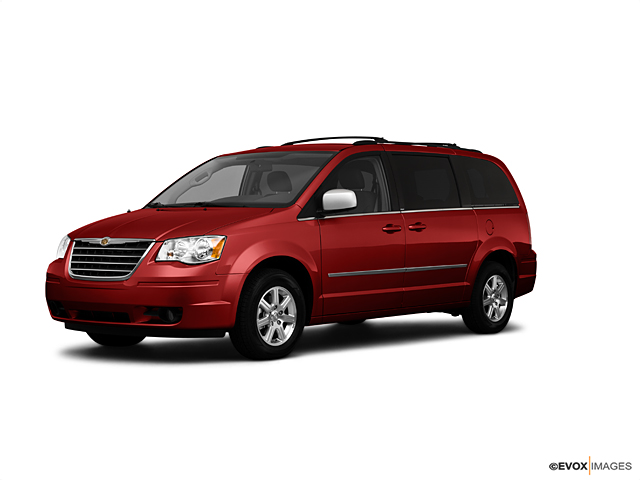2010 Chrysler Town & Country Vehicle Photo in Colorado Springs, CO 80920